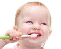 Nega bebinih zuba