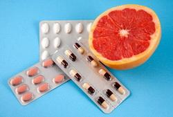 Grejpfrut i dejstvo lekova