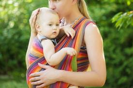 Nosite svoju bebu