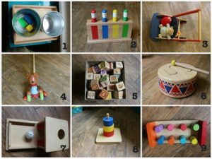 Montesori elementi u sobi vašeg deteta