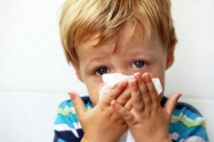 Dečje respiratorne infekcije-prehlada je najveći neprijatlj