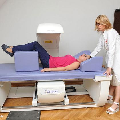 Osteodezitometrija-merenje gustine kostiju